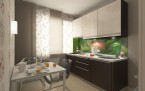 Дизайн кухни (Варламова Анастасия)