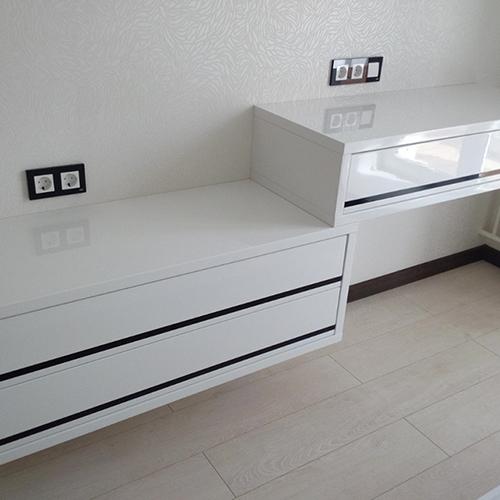 Заказать спальный гарнитур в Кемерово от производителя мебели Стильный дом.