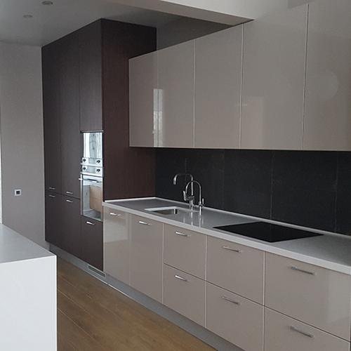Кухни и кухонные гарнитуры под заказ в Кемерово от Стильного дома